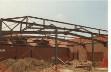 Roof trusses roberts engineering for Clerestory roof truss design